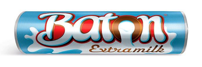 Baton Extramilk Garoto