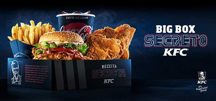 Big Box Secreto KFC