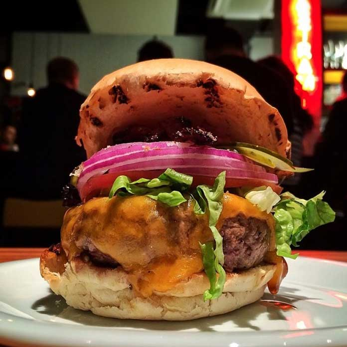 Joint Burger