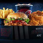 Lançamentos KFC Junho 2018