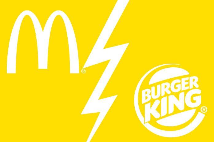 McDonald's x Burger King