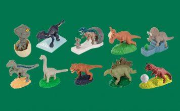 McLanche Feliz Junho 2018 Jurassic World: Reino Ameaçado