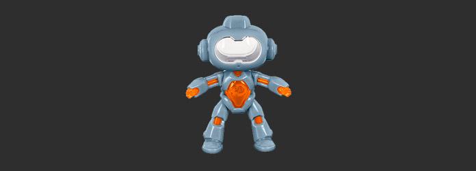Robô prisma