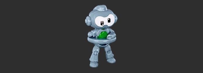 Robô Giratório