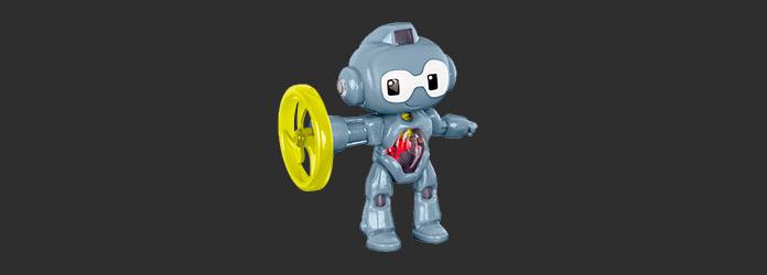 Robô Hélice
