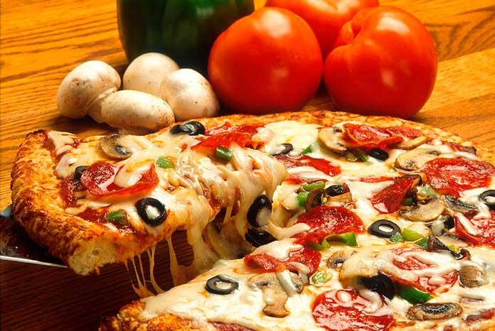 Sabores de Pizza de Calabresa