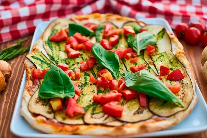 Sabores de Pizza Vegetarianas