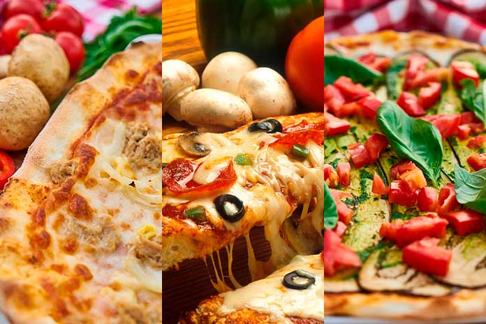 Sabores de Pizza