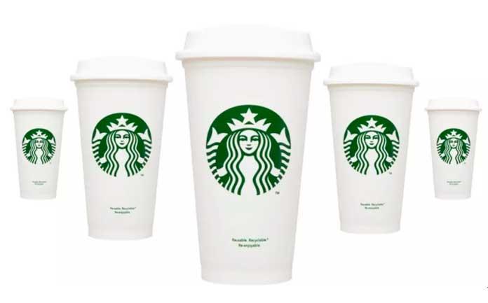 Starbucks Preços