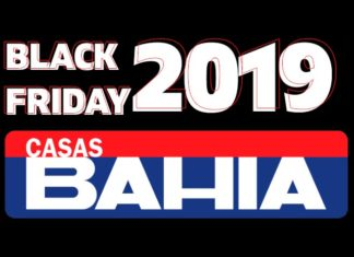 Black Friday Casas Bahia 2019