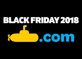 Black Friday Submarino 2018