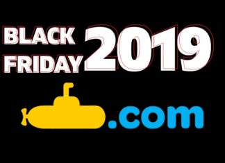 Black Friday Submarino 2019