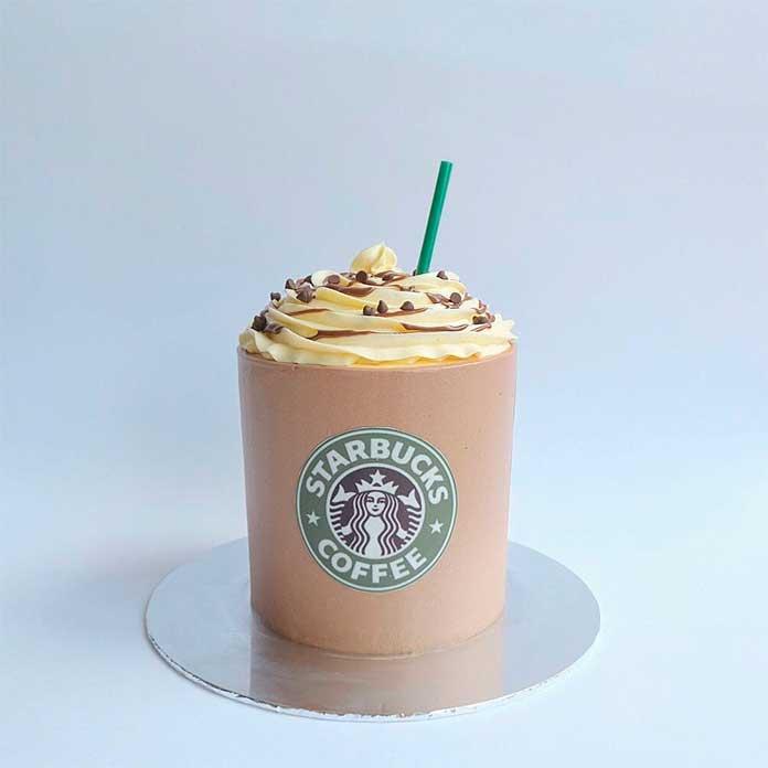 Bolo Starbucks
