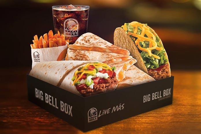 Taco Bell Promoção