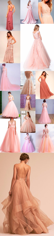 Vestido de Festa de 15 Anos Rosa