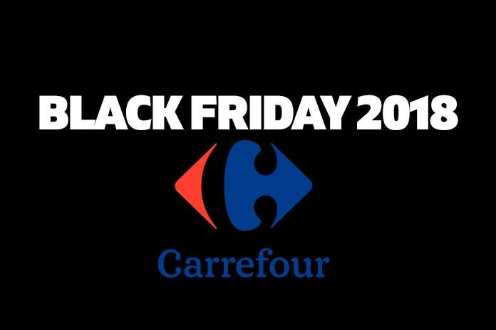 Black Friday Carrefour 2018