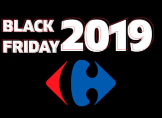 Black Friday Carrefour 2019
