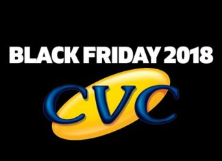Black Friday CVC 2018