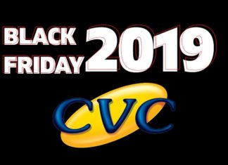 Black Friday CVC 2019