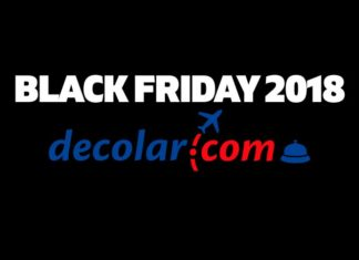 Black Friday Decolar 2018