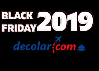 Black Friday Decolar 2019