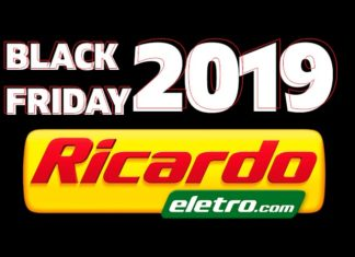 Black Friday Ricardo Eletro 2019