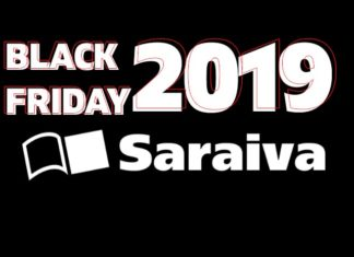 Black Friday Saraiva 2019