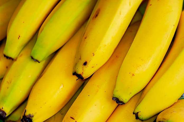Bolo de Tapioca com Banana