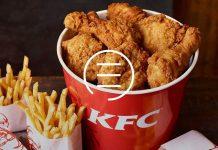 Cardápio KFC com Preços