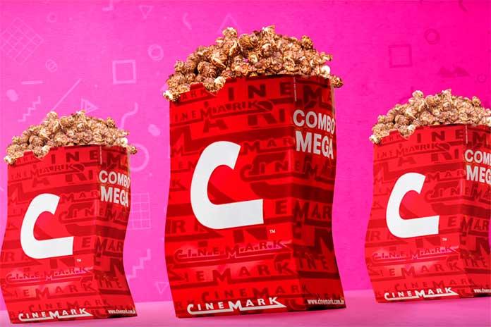 Cinemark Preços Combos