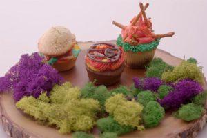 Cupcake 07 Série Sugar Rush Netflix