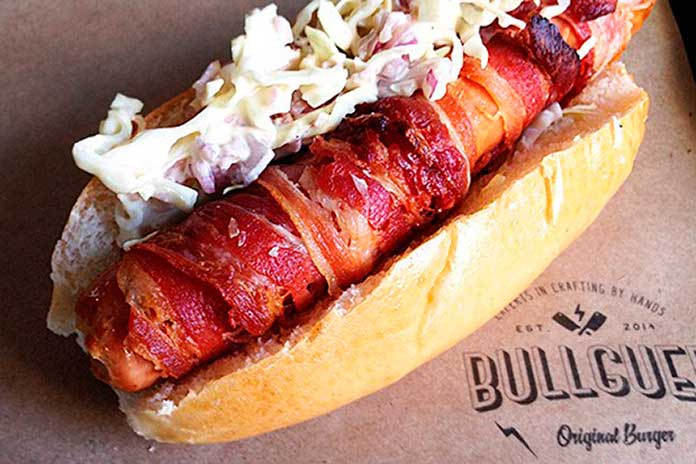 Hot Dogs Bullguer