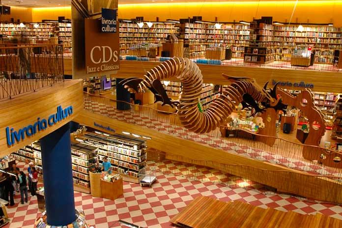 Livraria Cultura Avenida Paulista