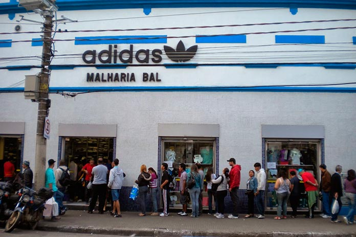 Loja Adidas - Brás São Paulo