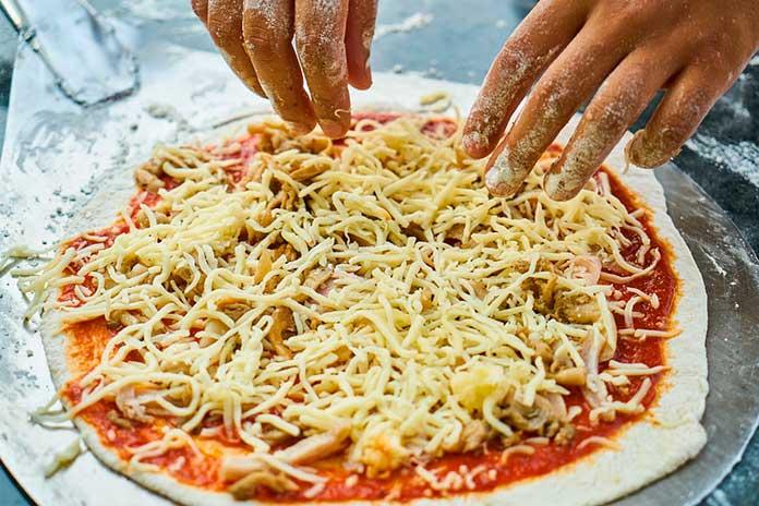 Como montar sua Pizza
