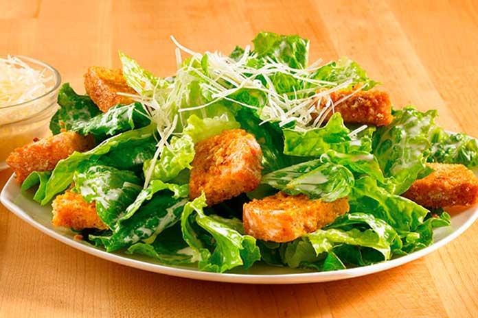 Outback Preços Saladas e Sopas