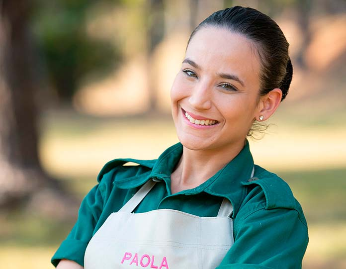 Paola Eliminado 07 Bake Off Brasil 2018