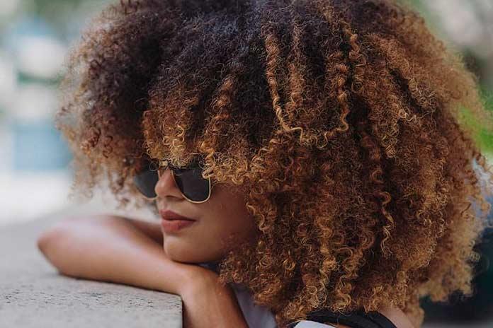 Penteados para Debutantes de Cabelo Crespo