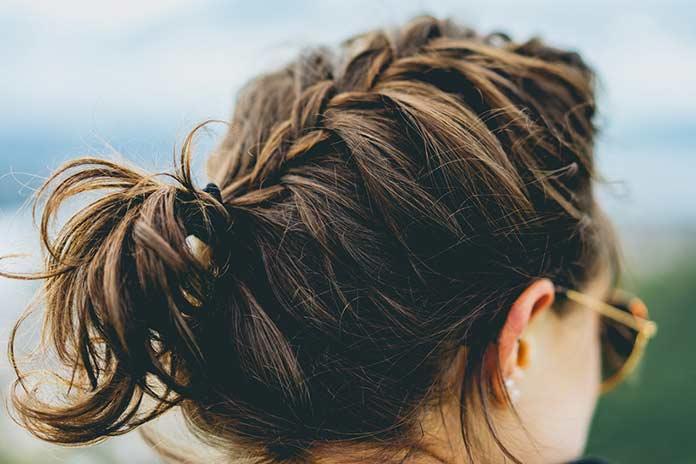 Penteados Presos para Debutantes