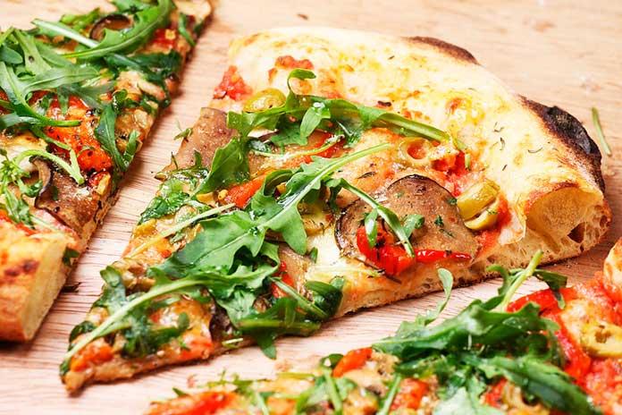 Sabores das Pizzas