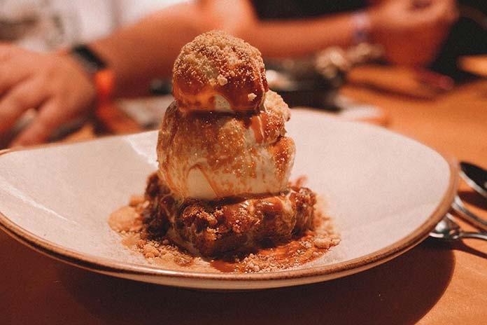 Sobremesas Outback
