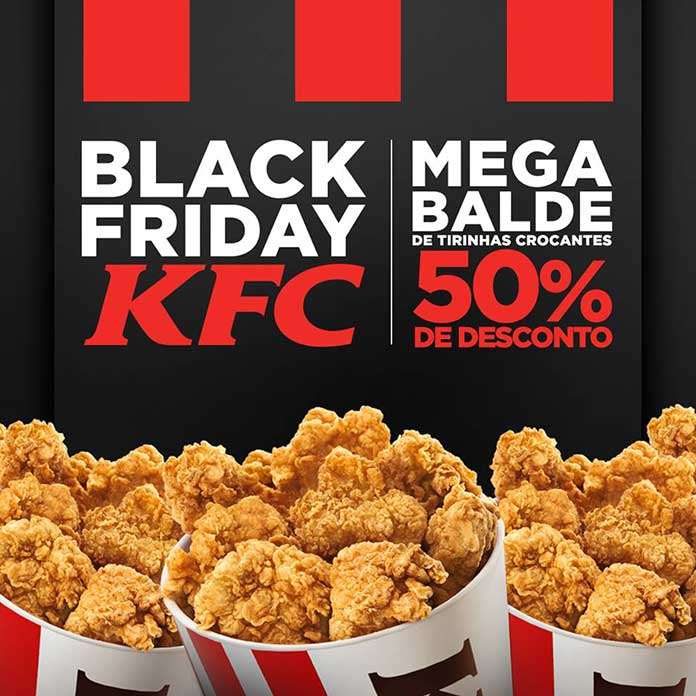 Black Friday KFC 2018