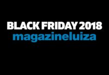 Black Friday Magazine Luiza 2018
