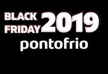 Black Friday Ponto Frio 2019