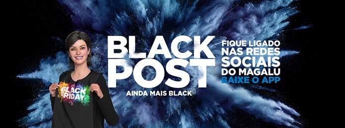 Black Post Magazine Luiza 2018
