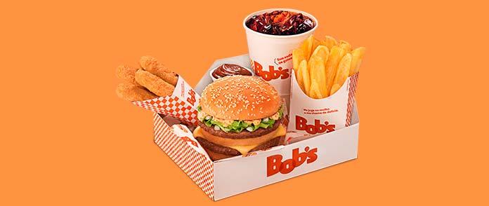 Bob's Preços box