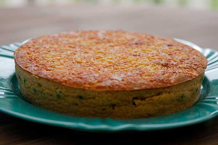 Torta de Liquidificador Bake Off Brasil