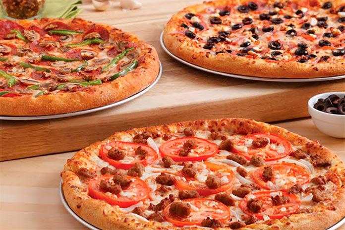 Domino's Cardápio Pizzas