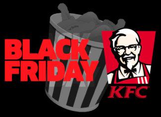 Black Friday KFC 2019