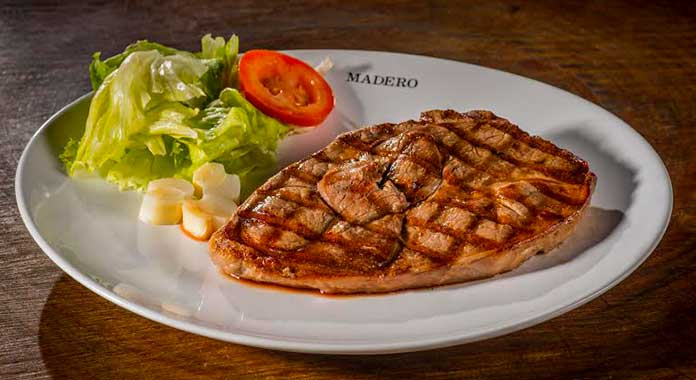 Madero Cardápio Carnes